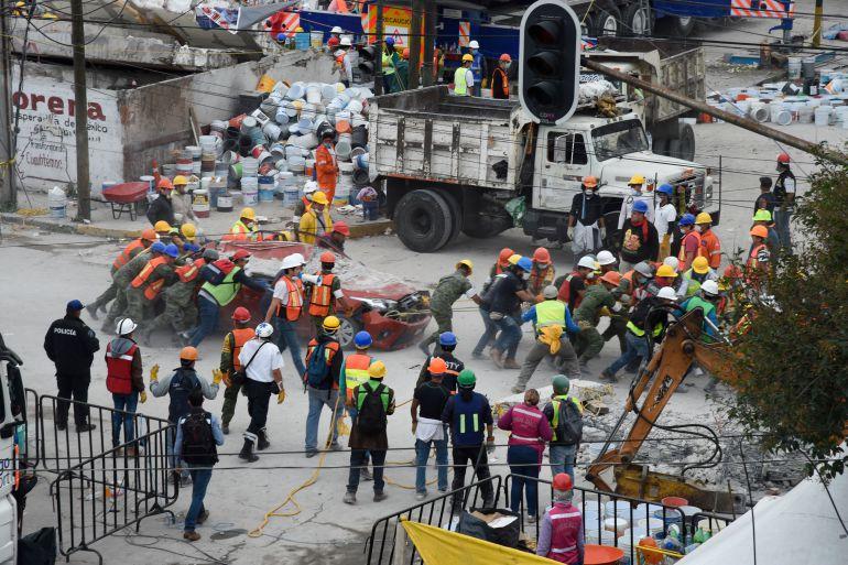 """""""#Verificado19S"""", con información real sobre el sismo"""