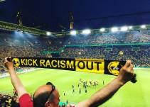"""Dortmund: """"El futbol y los nazis no encajan"""""""