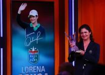 Lorena Ochoa llega al Salón de la Fama del Golf