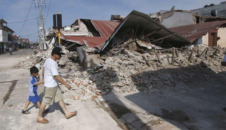 """""""Tras sismo, quedan escombros políticos"""": Cauce ciudadano"""