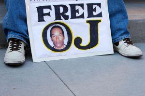 O. J. Simpson sale de prisión