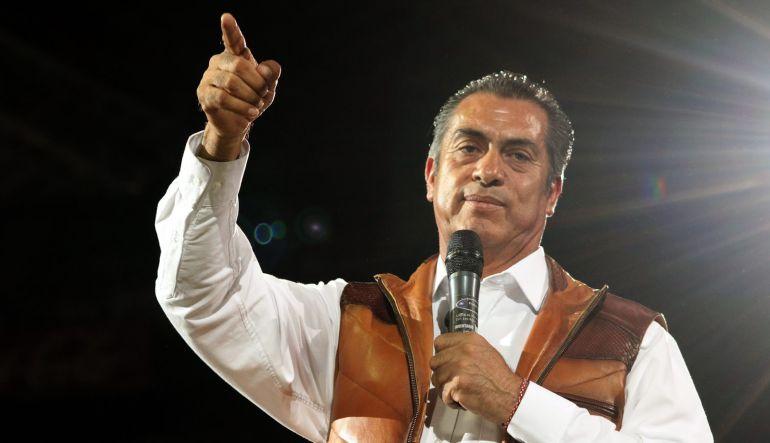 Jaime Rodríguez, gobernado de Nuevo León, platicó en 'El Weso' sobre su inscripción como candidato independiente a la presidencia