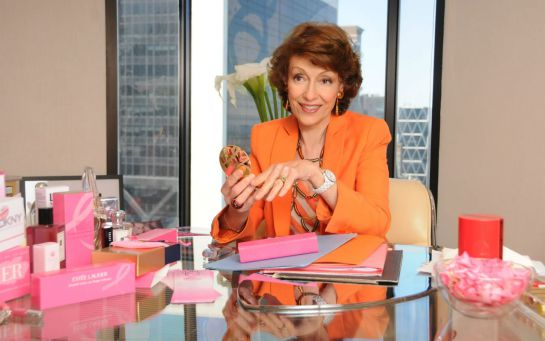 Estee Lauder Companies México y su labor vs el cáncer de mama