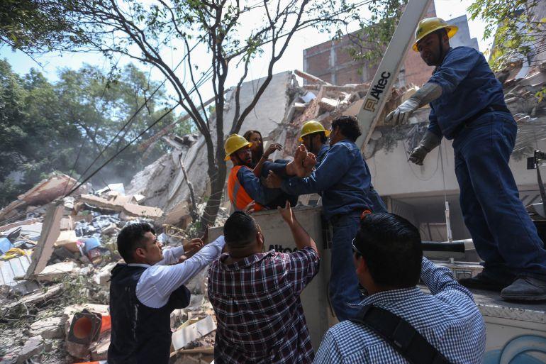 Aún hay 93 hospitalizados; 23 de gravedad a causa de los sismos