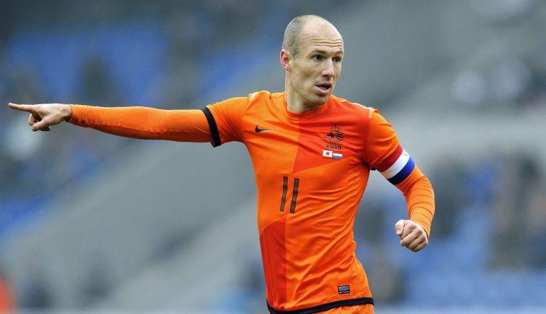 Resultado de imagen para el holandés Arjen Robben