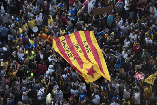 Claves para entender el conflicto de Cataluña