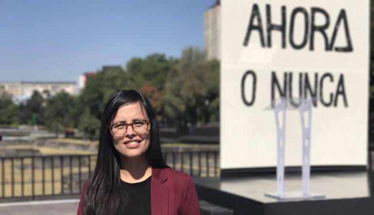 Mi fuerte, nula experiencia en corrupción: Ana Lucía Riojas
