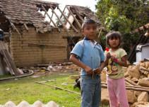 """""""Niños afectados por sismos, sin atención adecuada"""": REDIM"""
