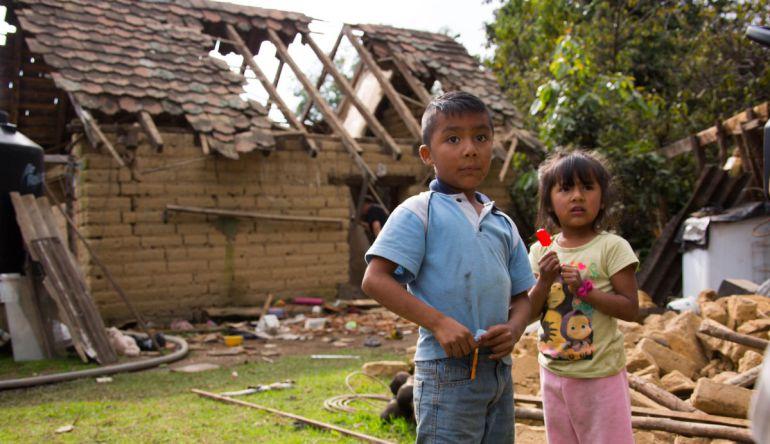 """Sismo 2017: """"Niños afectados por sismos, sin atención adecuada"""": REDIM"""