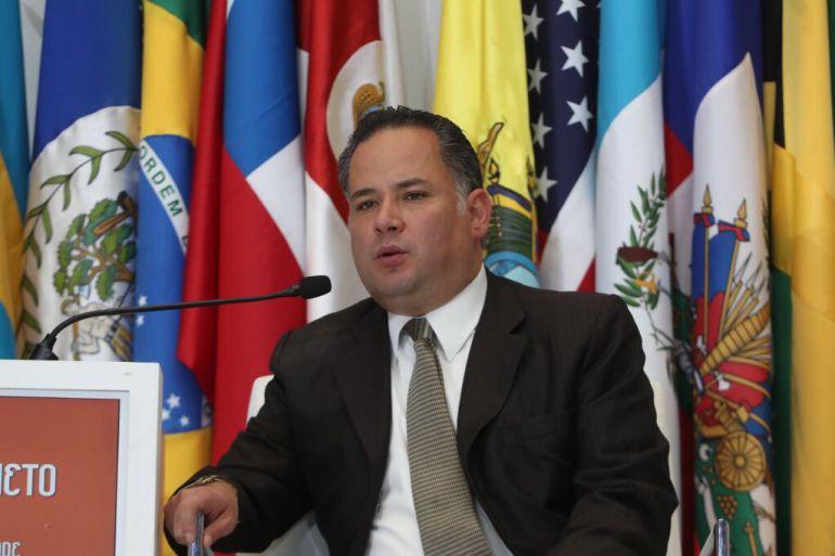 """Emilio Lozoya, Santiago Nieto, FEPADE: """"Santiago Nieto violó los derechos de mi cliente"""": abogado de Emilio Lozoya Austin"""