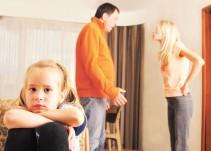 Los hijos del divorcio: El odio hacia uno de los padres