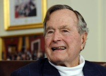 George Bush: Denunciado por acoso sexual a dos actrices