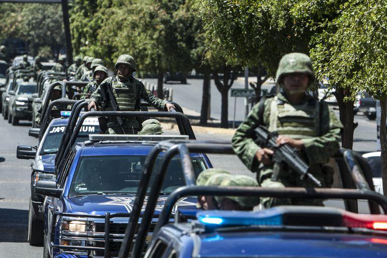 """""""Hay que confiarle los cuerpos de seguridad pública a civiles"""": Comité contra Desapariciones Forzadas de la ONU"""