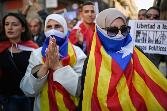 Cataluña: ¿Cataluña Independiente?
