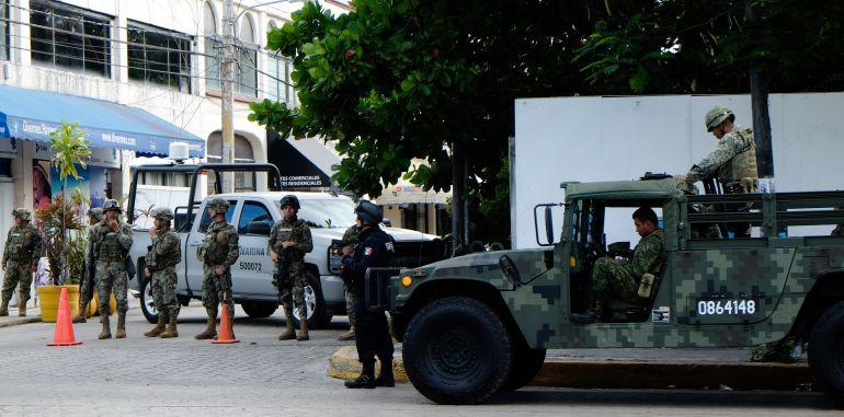 cajas de seguridad, Quintana Roo: Mil 500 cajas de seguridad fueron cateadas en Quintana Roo