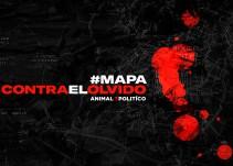 """Mapa contra el Olvido ante intención """"macabra"""" de ocultar fallecidos por sismo: Animal Político"""