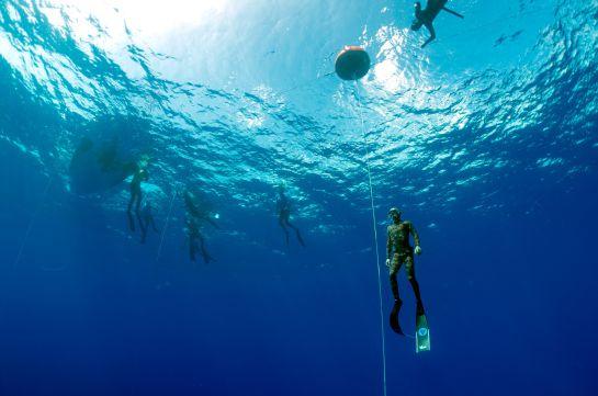 Freediving ¿Cómo le hacen?