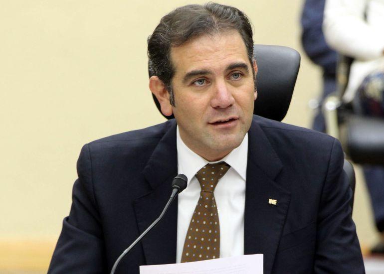 Analiza INE ampliar el plazo de tiempo de captación de firmas para aspirantes a candidatos independientes: Lorenzo Córdova