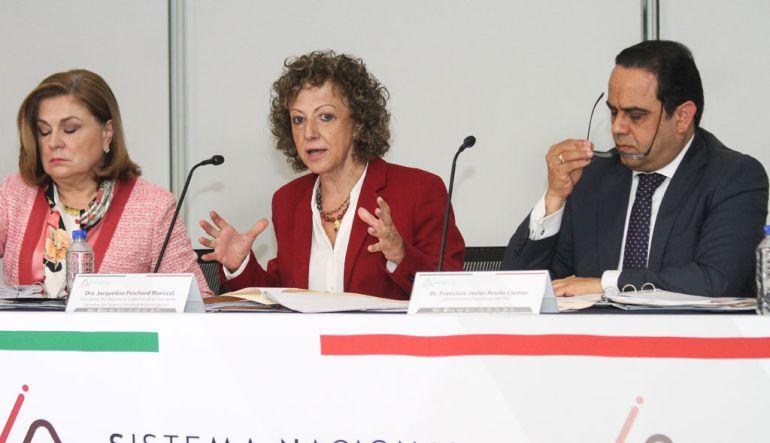 """""""Hay aún resistencia en el poder para erradicar la corrupción"""": Jacqueline Peschard"""