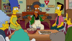 Proponen cambiar a personaje de Los Simpson por ser un ícono racista