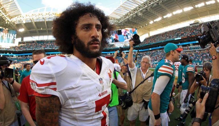 NFL: ¿Por qué Colin Kaepernick de la NFL es el ciudadano del año?