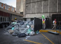 """Gastamos dos mil millones de pesos al año para enterrar basura"": Jaime Slomianski"