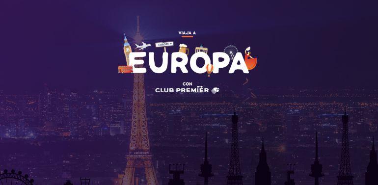 """Finalistas """"Viaja a Europa con Club Premier"""""""