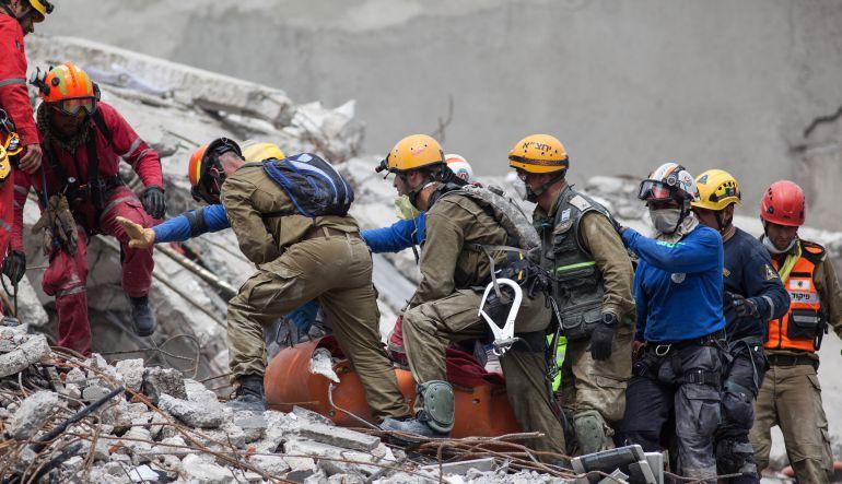 ¡Continúa la ayuda tras el sismo 19S!