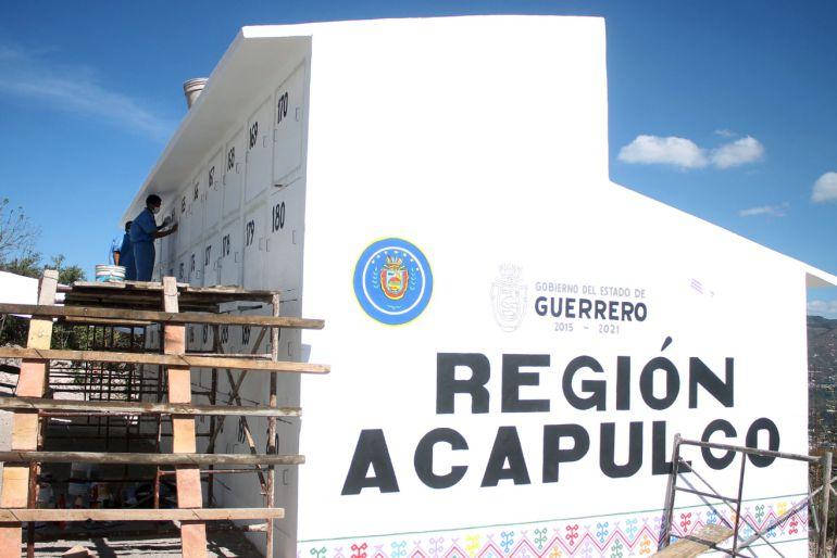 Saturación de cuerpos provoca crisis en Semefo de Guerrero