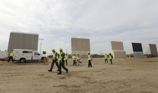 Muro,Estados Unidos: Juego de mesa intenta detención del muro de Donald Trump