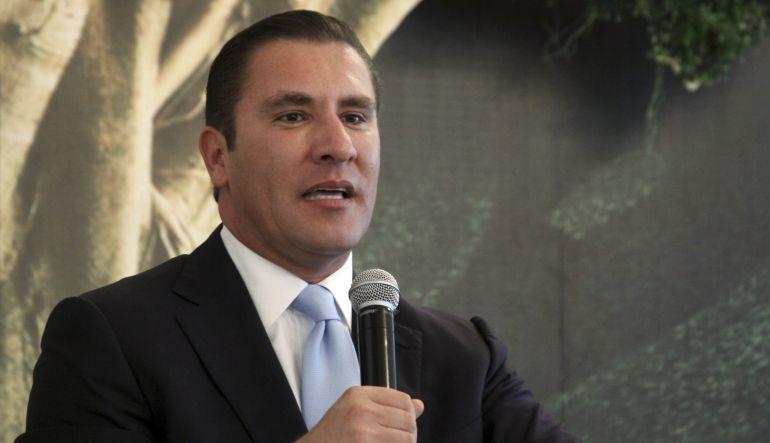 """""""Si no hay un proceso democrático en el Frente no participo"""": Rafael Moreno Valle"""
