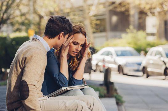 Si la relación era taaan buena, ¿Por qué terminó?