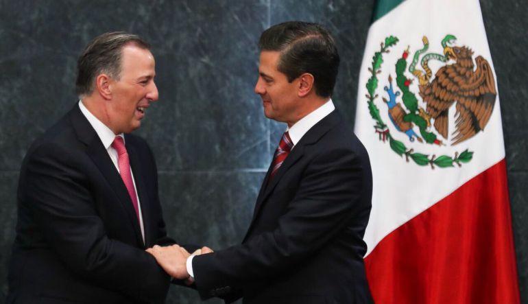 Elecciones 2018,México: Así mostraron su apoyo autoridades mexicanas a Jose Antonio Meade