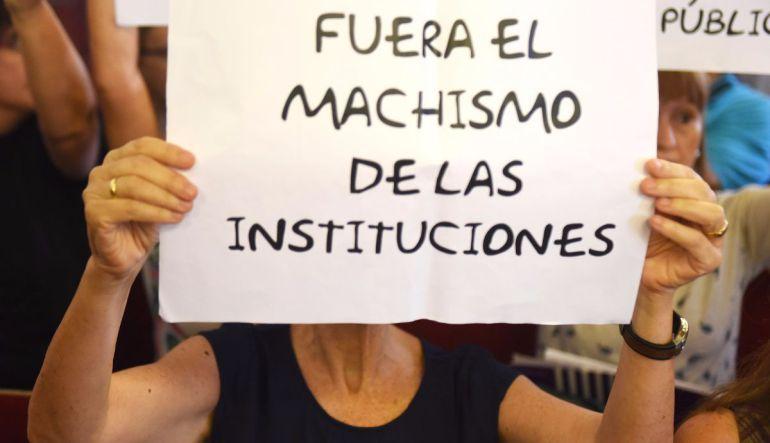 """""""Hay machismo en nuestras instituciones públicas"""": Diputada Ana González"""
