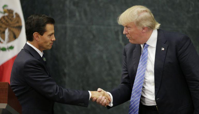 """""""Trump da sentido a la administración de Peña Nieto"""": Rafael Fernández de Castro"""