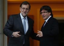 """""""Gobierno de Rajoy y Piugdemont son muy parecidos"""": Almudena Grandes"""