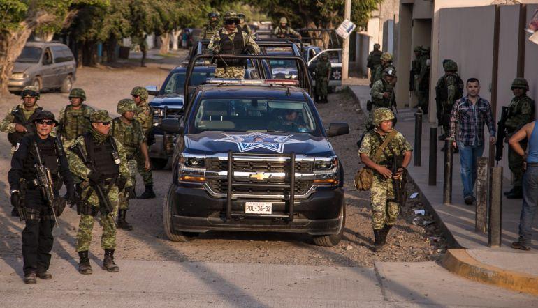Presencia militar en las calles logró que las torturas, desapariciones y ejecuciones se incrementaran en más del 500%: José Antonio Guevara