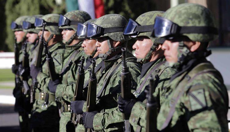 """""""Alerta máxima"""" por aprobación de Ley de Seguridad Interior: López Portillo"""