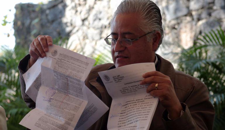 Rector de la UAEM podría lanzarse como candidato a la gubernatura de Morelos
