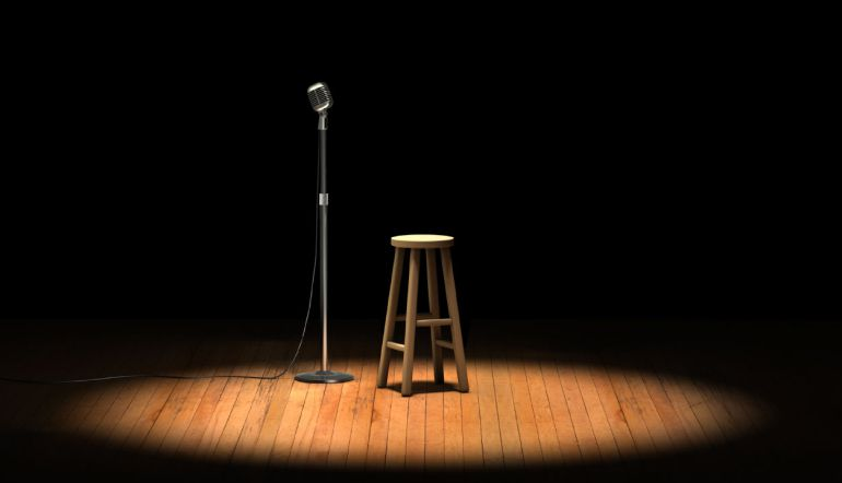 Stand Up Comedy: Stand up comedy… adulto contemporáneo