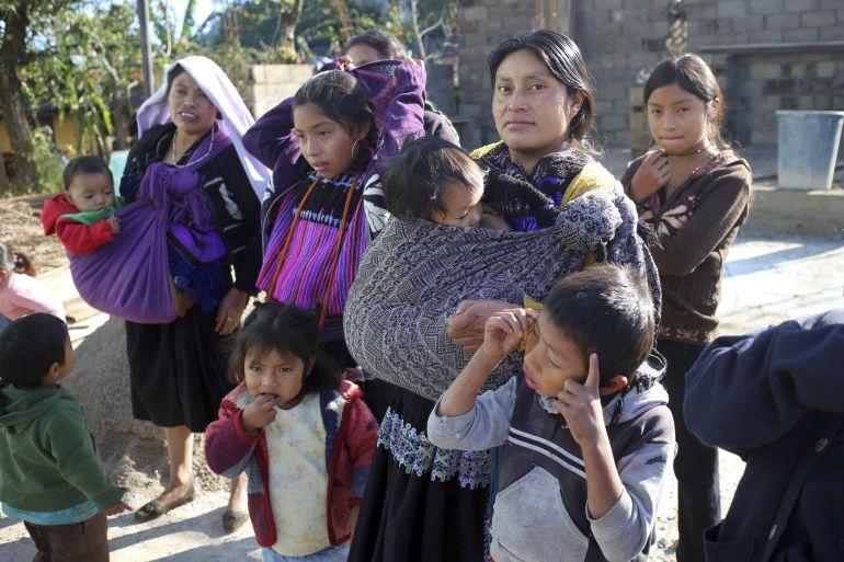 desplazados, Chiapas: Emite CNDH medidas cautelares para 4 mil desplazados por violencia en Chiapas