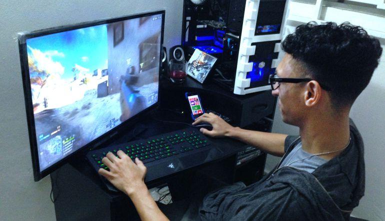 Gamers escapan de su realidad por miedo a las problemáticas actuales