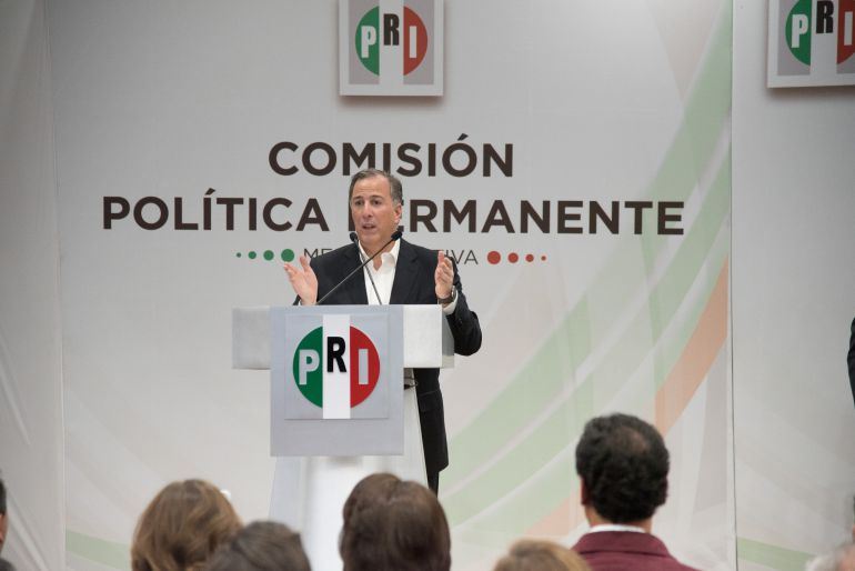 José Antonio Meade, AMLO: 7 de cada 10 personas no aprueban a AMLO: José Antonio Meade