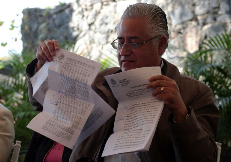 Alejandro Vera, UAEM: Alejandro Vera renuncia a la rectoría de la UAEM