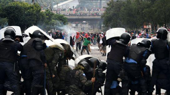 Elecciones presidenciales: Decretan toque de queda en Honduras