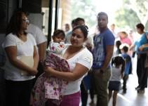 Más de la mitad de la población mundial carece de protección social