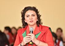Por amor al PRI decidimos apoyar a Meade: Ivonne Ortega