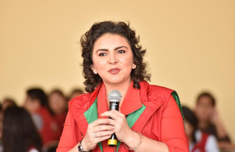 Ivonne Ortega, Meade: Por amor al PRI decidimos apoyar a Meade: Ivonne Ortega