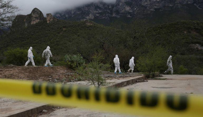"""Coahuila: """"Restos óseos hallados gracias al valor de las denuncias"""": Javier Garza"""