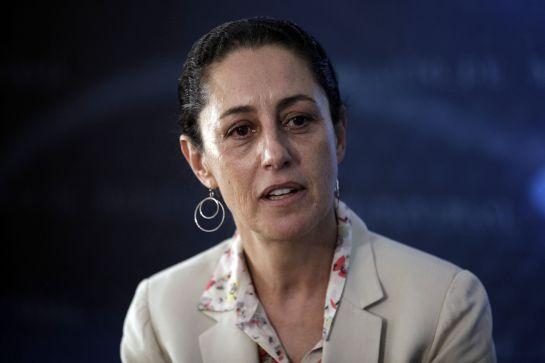 """Elecciones 2018: Pide Claudia Sheinbaum realizar una campaña """"en paz"""""""